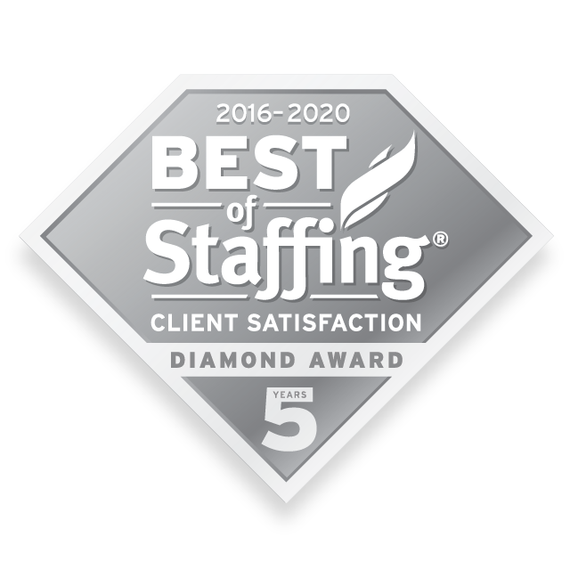 Best of Staffing Client Satisfaction Logo